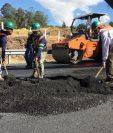 """Los nueve empresarios deben ejecutar siete proyectos de infraestructura vial en los que deberán colocar un cartel que señala que se realizan en cumplimiento de la condena por el caso """"Construcción y Corrupción"""". (Foto Prensa Libre: Hemeroteca)"""