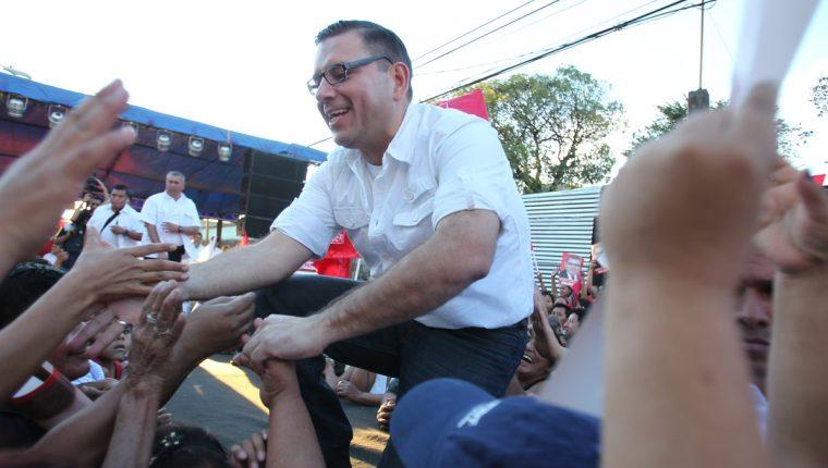 El excandidato presidencial Manuel Baldizón fue detenido en Estados Unidos vinculado al caso de corrupción Odebrecht. (Foto Prensa Libre: Hemeroteca)