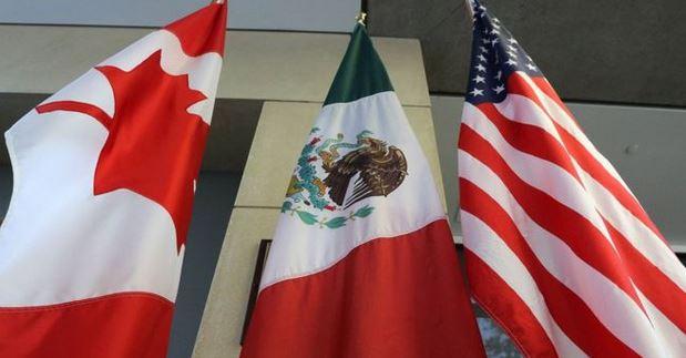 El acuerdo existente de TLCAN involucra más de un billón de dólares de operaciones comerciales entre Canadá, México y Estados Unidos. (Foto AFP)
