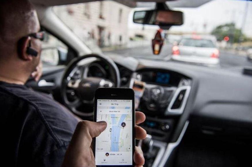 Uber Guatemala le mostrará el precio que efectivamente pagará, pero resalta que todo depende que no haya un cambio en la ruta. (Foto Prensa Libre: Hemeroteca)