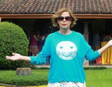 c7088b654a Ágatha Ruiz de la Prada tiene una conexión familiar con Guatemala, el padre  de su
