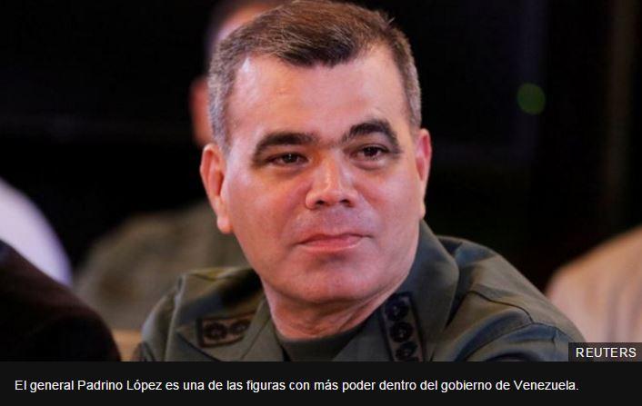 """Venezuela: ¿quién es Vladimir Padrino, el militar que Maduro nombró de """"superministro""""?"""