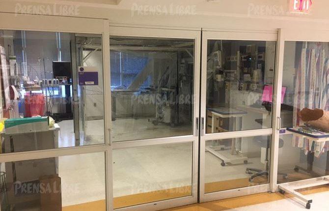 Así luce una de las salas médicas del Hospital Shriners para Niños, en Boston. (Foto Prensa Libre: Cortesía)