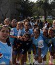 La Selección Femenina viajará la otra semana a Estados Unidos para disputar el Preolímpico. (Foto COG)