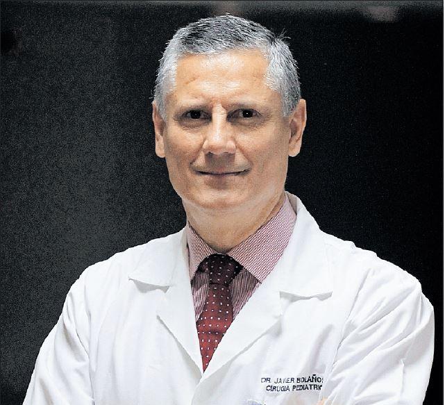 Superar obstáculos es el destino del médico Javier Bolaños