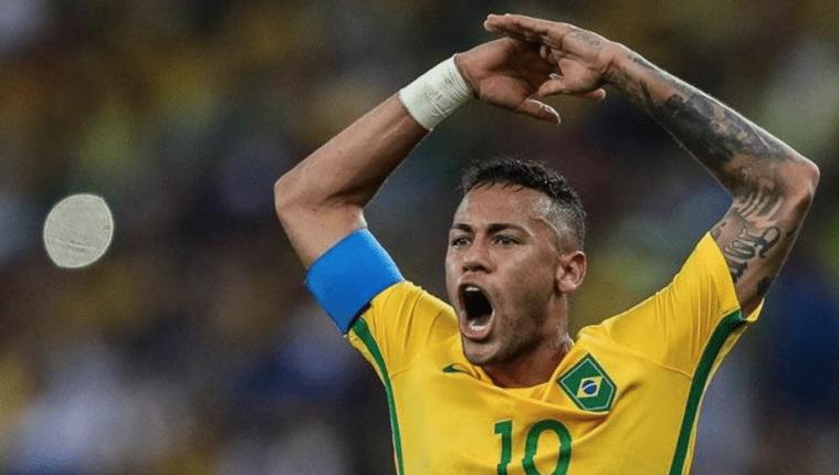Neymar es la principal figura de la Selección de Brasil. Su técnico Tite espera tenerlo listo para el Mundial. (Foto Prensa Libre: Hemeroteca PL)