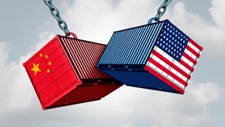 Las medidas proteccionistas de Estados Unidos están afectando a la economía china. (Foto Prensa Libre: vozlibre.com)