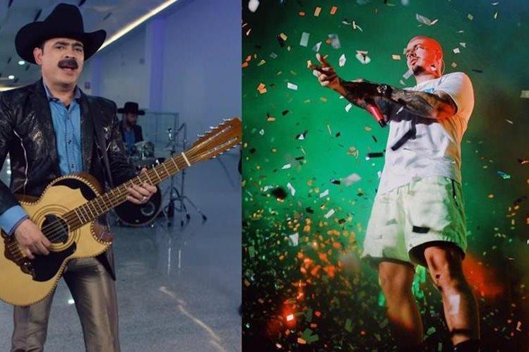 Los Tucanes de Tijuana y J Balvin se presentarán en la edición 2019 del festival musical Coachella. (Foto Prensa Libre: HemerotecaPL)