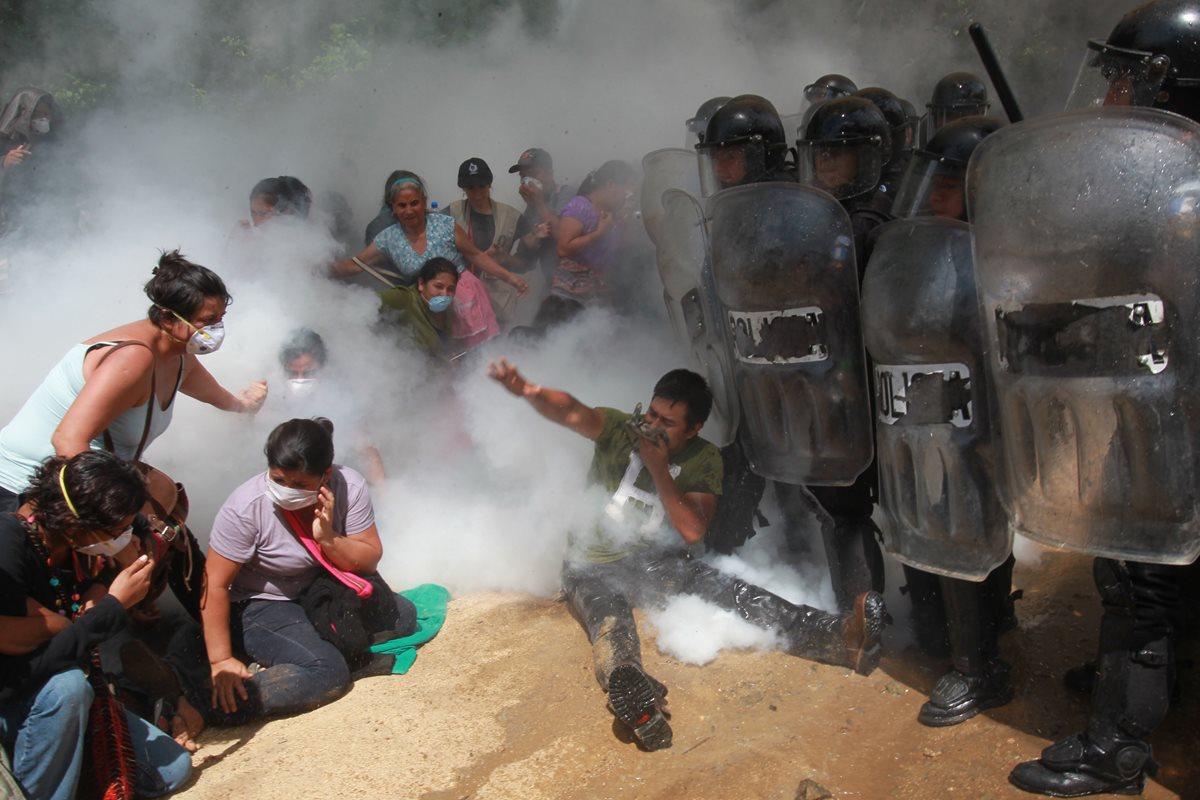 CSJ suspende operaciones de mina en La Puya