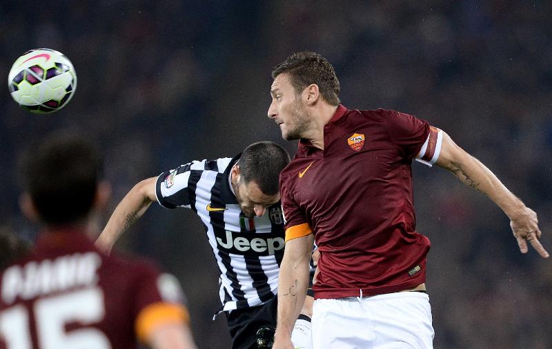 Totti niega que haya decidido retirarse definitivamente