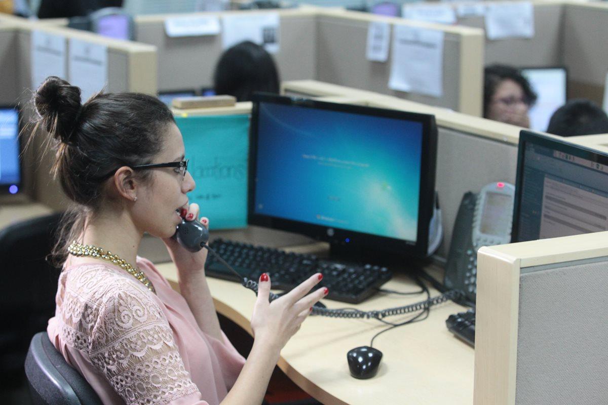 Xerox para Guatemala abrió por primera vez sus puertas a medios de comunicación. (Foto Prensa Libre: Alvaro Interiano)