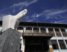 Representantes del Cacif presentaron un memorial ante la CC donde solicitaron al menos seis solicitudes de información sobre el caso Mina San Rafael. (Foto Prensa Libre: Hemeroteca)