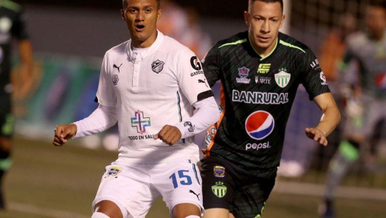 Jorge Vargas confía en aportar su talento para que Comunicaciones logre el pase a semis. (Foto Hemeroteca PL).