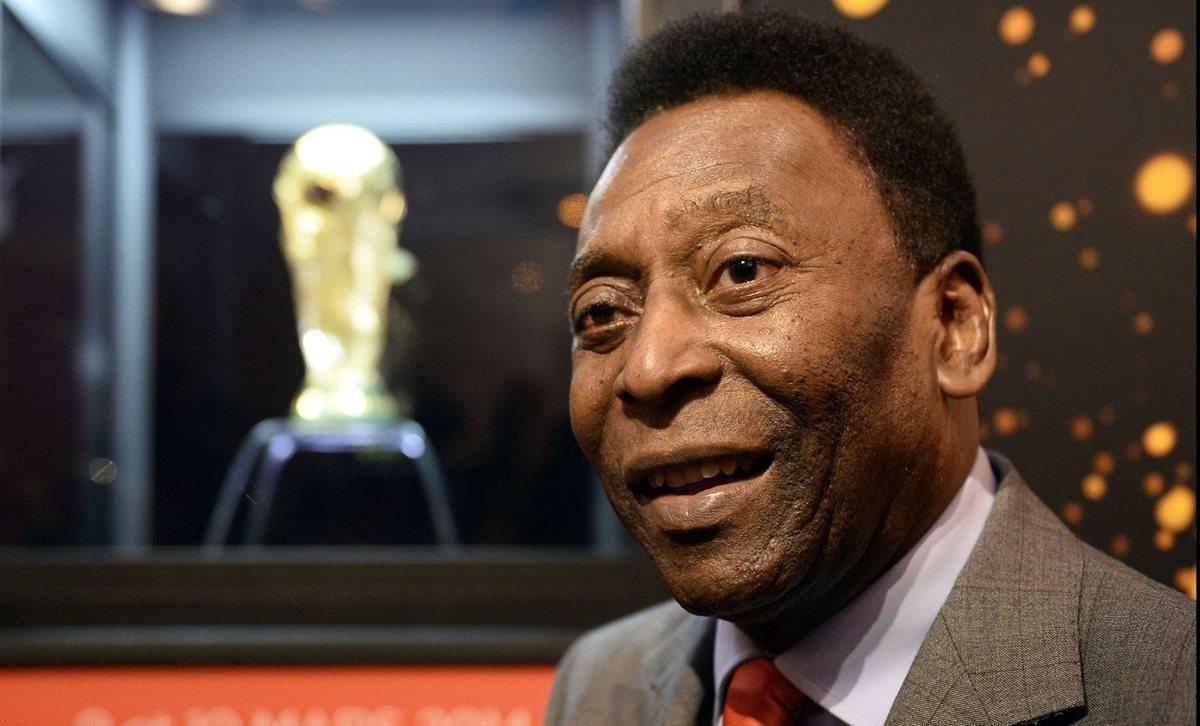 Los problemas con su salud, han hecho que Pelé se aleje de las actividades mundialistas. (Foto Prensa Libre: Hemeroteca PL)