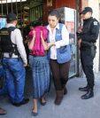 En un operativo la Procuraduría de Derechos Humanos rescata a una víctima de comercio. (Foto Prensa Libre: Hemeroteca)