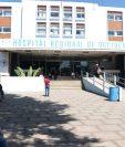 El Hospital Regional de Occidente lanzó sus programas de prevención y de respuesta ante emergencias durante el fin de año. (Foto Prensa Libre: Raúl Juárez)