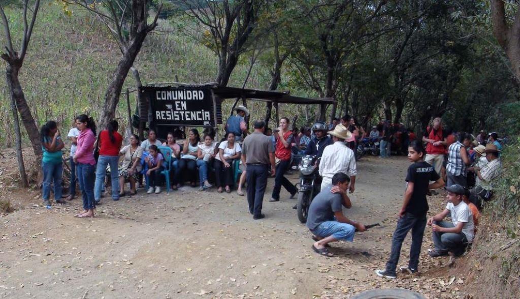 Corte confirma fallo contra minera en La Puya