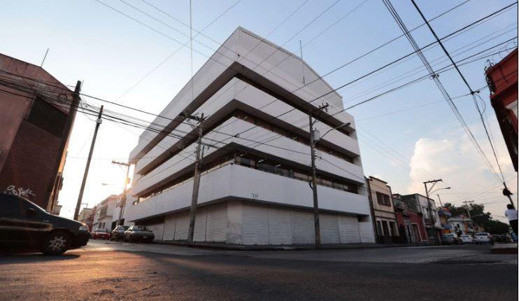 Edificio del Mides ubicado en la 3a. avenida y 6a. calle de la zona 1 capitalina. (Foto Prensa Libre: Hemeroteca PL)