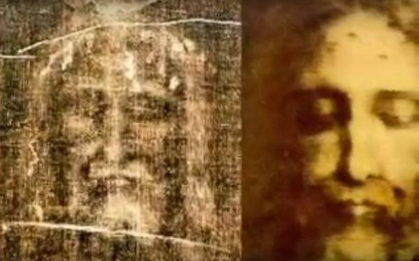 La Sábana Santa se han hecho representaciones del rostro de Jesús se encuentra en Turín, Italia. (Foto Prensa Libre: HemerotecaPL)