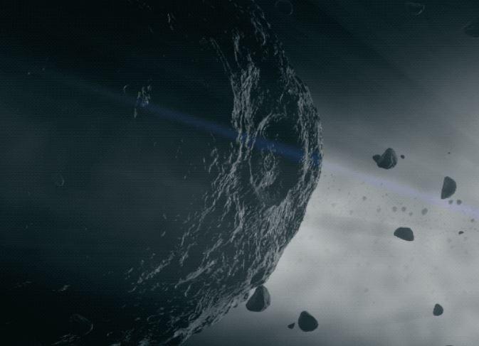 Bennu fue el asteroide que la Nasa encontró ideal para posar a OSIRIS-REx. (Foto: Nasa)