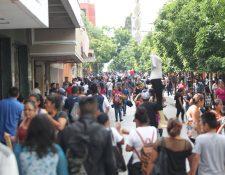 Los guatemaltecos esperan que las condiciones del país mejoren. (Foto Prensa Libre: Hemeroteca PL)
