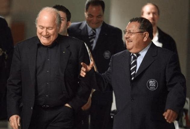 El guatemalteco Rafael Salguero era uno de los hombres de confianza del expresidente de la Fifa, Joseph Blatter. Ambos son acusados de corrupción. (Foto Prensa Libre: Hemeroteca PL)