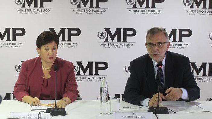 Sectores sociales y la comunidad internacional han expresado apoyo a Iván Velásquez, jefe de Cicig, quien es blanco de una campaña de desprestigio.