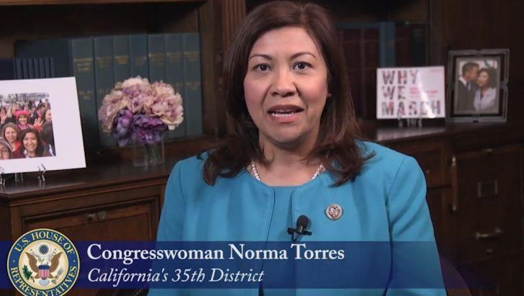 En febrero, la congresista Norma Torres, denunció la existencia de cuentas falsas en redes sociales que perjudican la lucha contra la corrupción en Guatemala. (Foto Prensa Libre)
