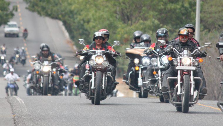 La Caravana del Zorro se realizará el próximo sábado y partirá desde la Plaza de la Constitución hacia Esquipulas, Chiquimula.(Foto Prensa Libre: Hemeroteca PL)