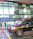 La fiscalía del MP seguirá en el aeropuerto La Aurora, según el acuerdo con Aeronáutica Civil.(Foto Prensa Libre: Hemeroteca PL)
