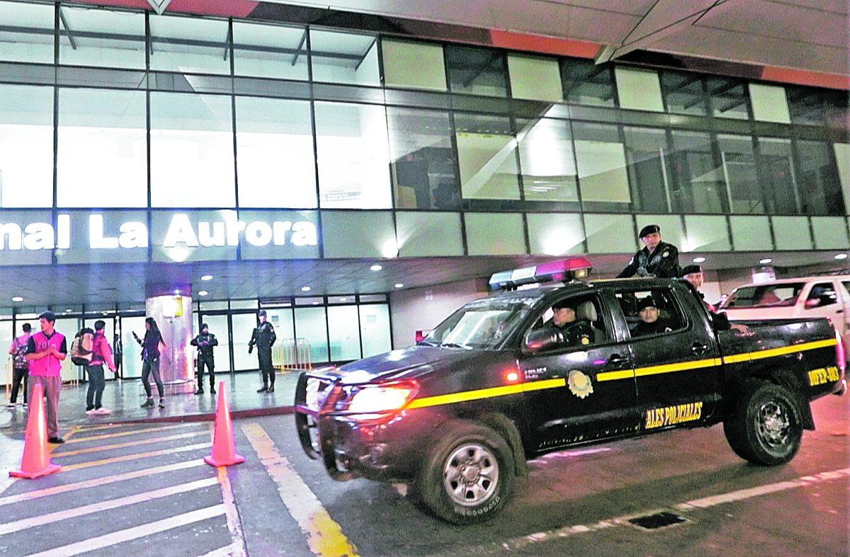 Fiscalía del MP continuará operaciones en Aeropuerto La Aurora