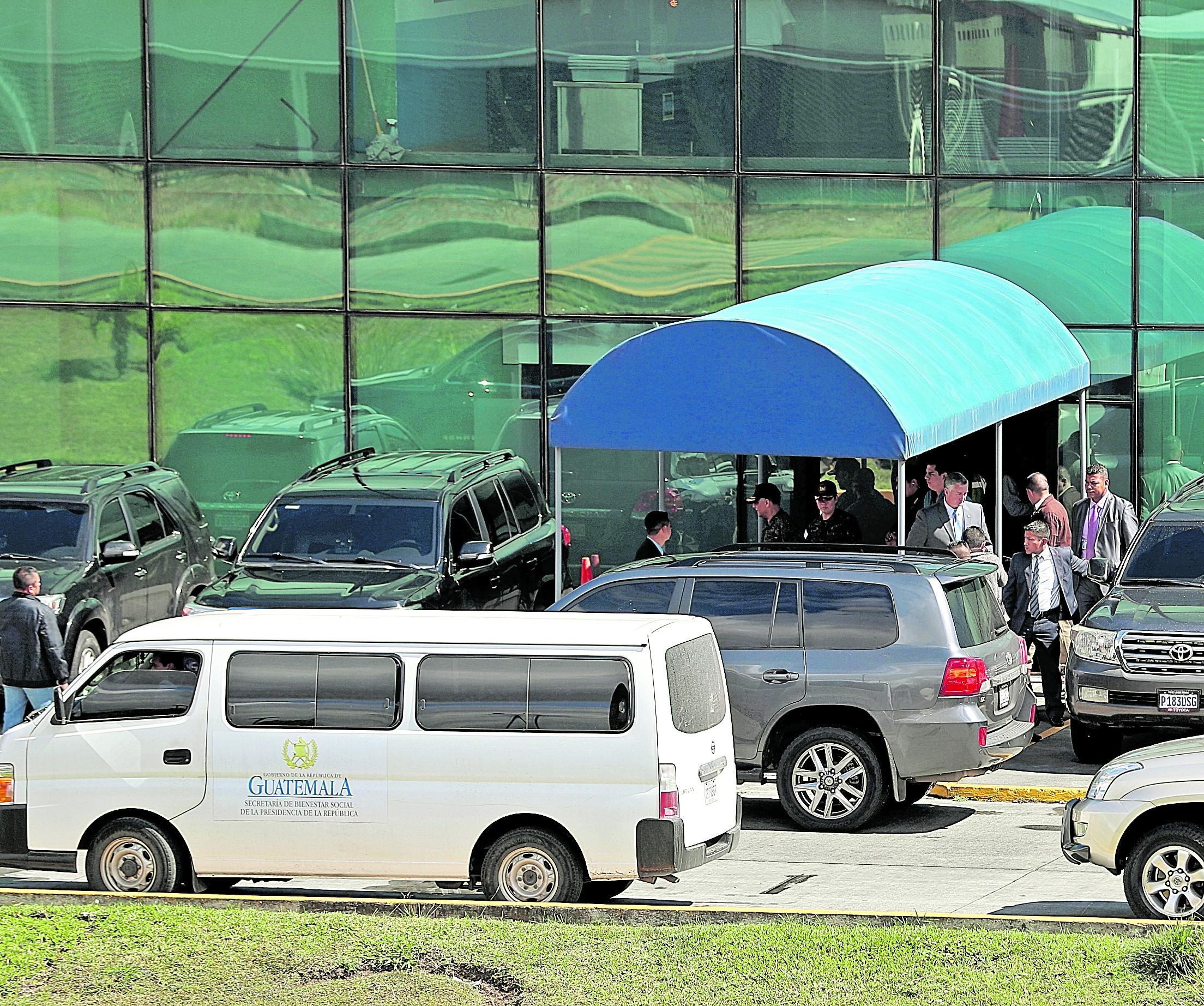 Aeronáutica Civil argumentó que se violaron medidas de seguridad cuando ingresó un funcionario de la Cicig. (Prensa Libre: Hemeroteca PL)
