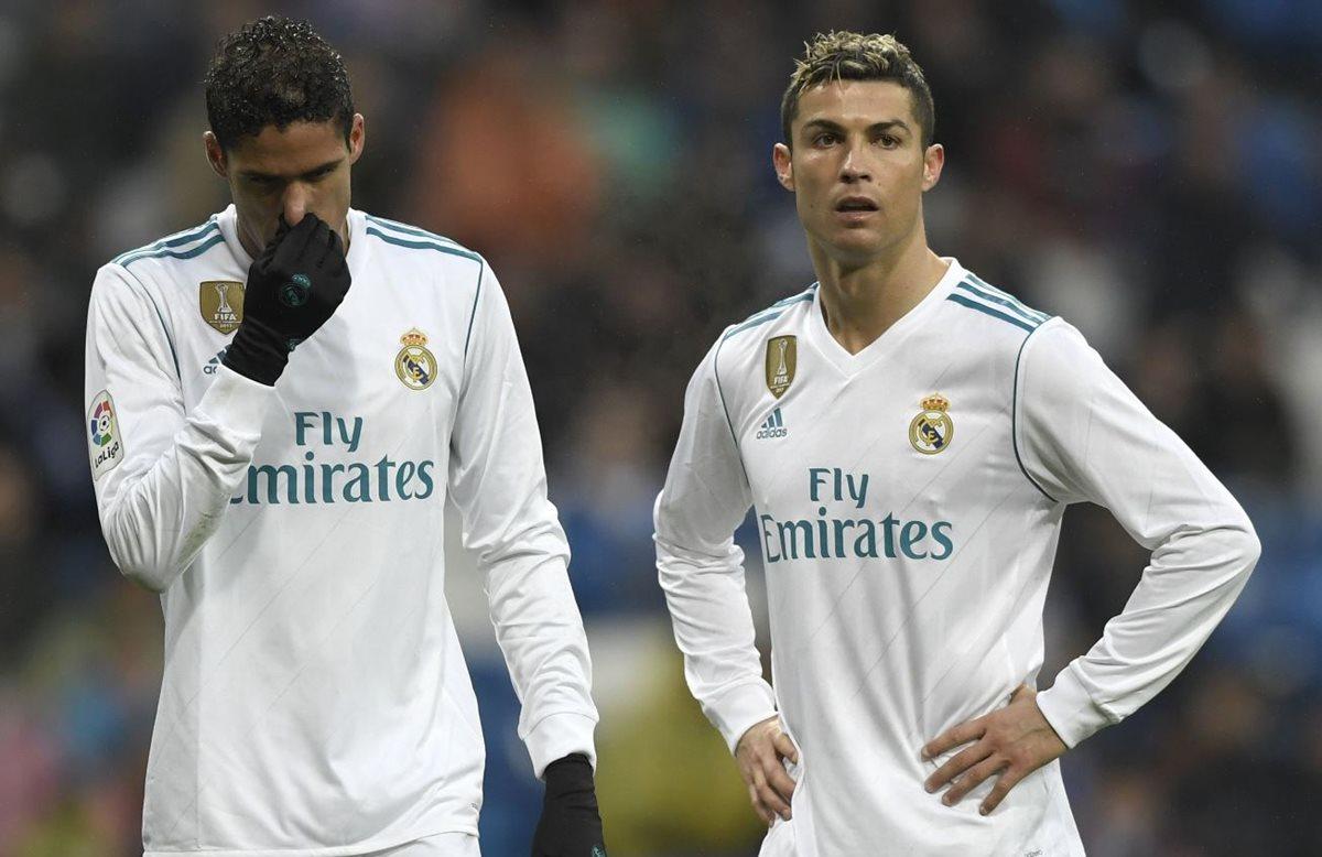 Cristiano Ronaldo podría estar en el ocaso de su carrera con el Real Madrid. (Foto Prensa Libre: AFP).