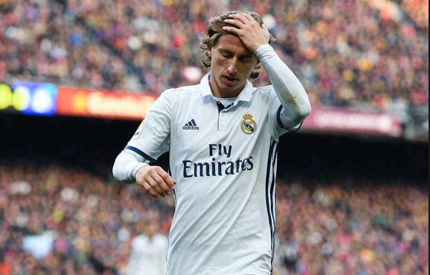 Luka Modric podría afrontar seis años de cárcel por el delito penal de falso testimonio. (Foto Hemeroteca PL).