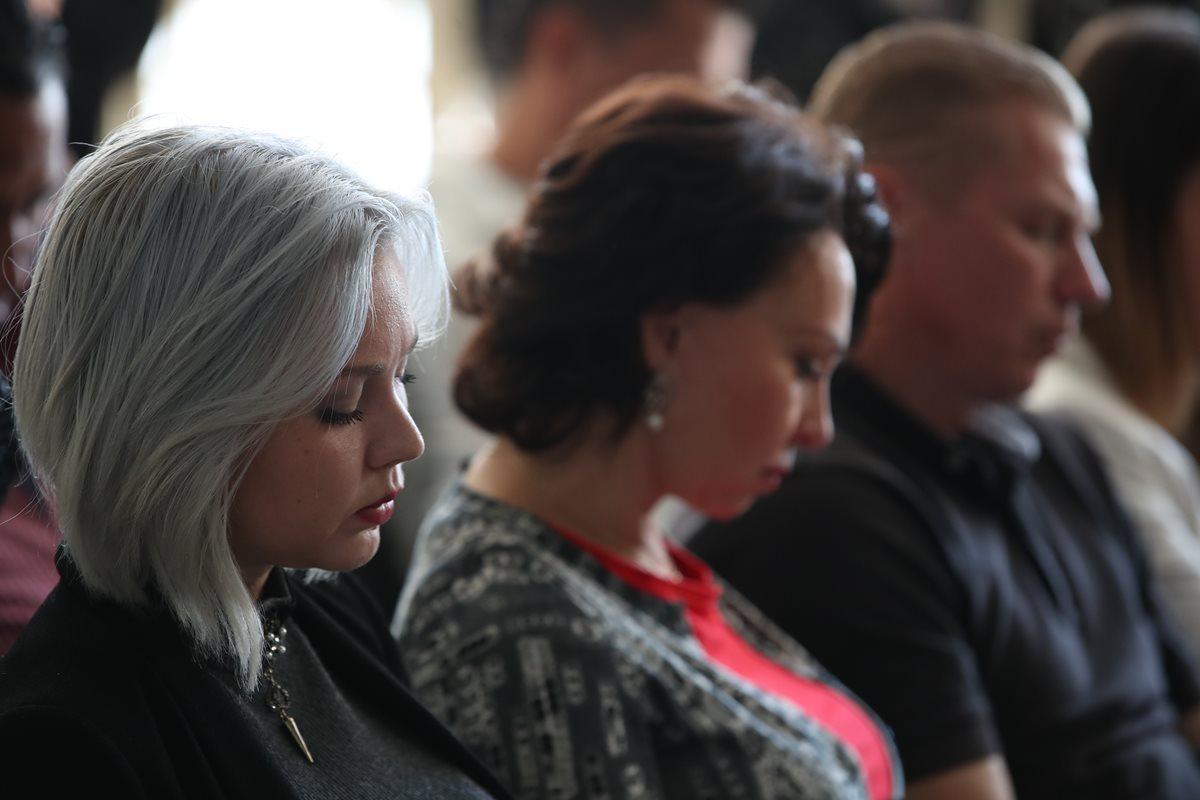 Anastasia e Irina Bitkova, junto a Igor Bitkov, fueron condenados por los delitos de documentos falsos y usurpación de estado civil. (Foto Prensa Libre: Hemeroteca)