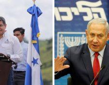 Hasta ahora el gobierno de Juan Orlando Hernández no ha concretado el traslado de la embajada. Según medios han negociaciones con el primer ministro israelí, Benjamín Netanyahu. (Foto Prensa Libre: Archivo)