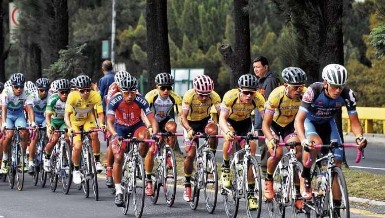 La Federación de Ciclismo se mostró satisfecha por no contar con casos de dopaje en al edición 57 de la Vuela a Guatemala. (Foto Hemeroteca PL).