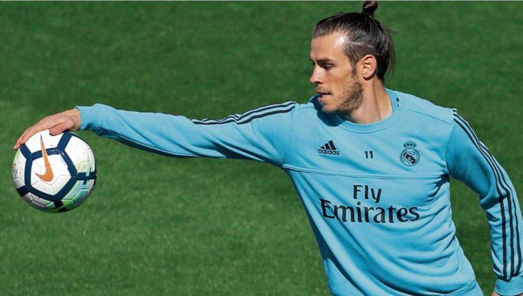 Gareth Bale está en polémica con los aficionados del Real Madrid. (Foto Prensa Libre: Hemeroteca PL)