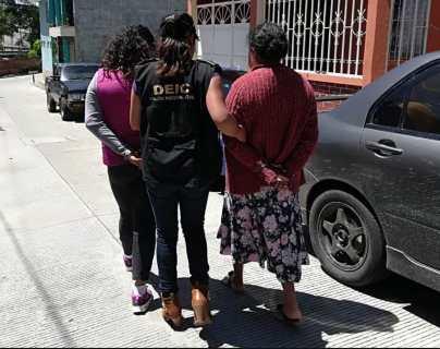 Ofrecían plazas de maestro en Ixchiguán, pero la PNC los capturó