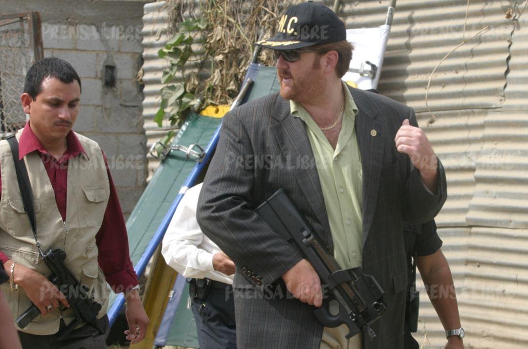 Erwin Sperisen condenado a cadena perpetua por el asesinato de 10 reos, pide su liberación