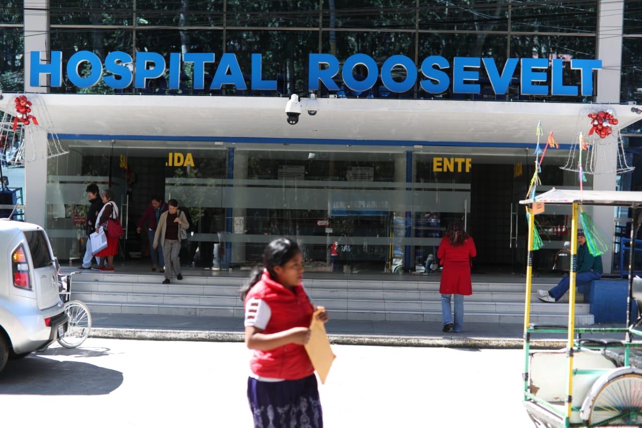 Tres personas aún están hospitalizadas por las heridas sufridas durante la explosión. (Foto Prensa Libre: Carlos Hernández)