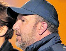 Roberto Arzú intentó volver a la dirigencia deportiva pero hoy le dan las gracias. (Foto Prensa Libre: Hemeroteca PL)