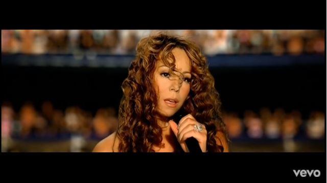 Mariah Carey es demandada por violacion a los derechos civiles y por acoso sexual. (Foto Prensa Libre: Tomada de YouTube)