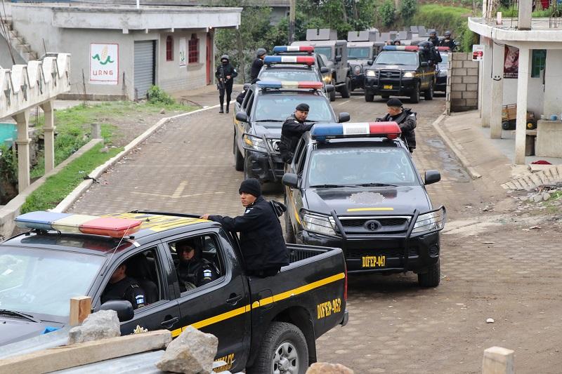 Pobladores de Tajumulco atacan a las autoridades e impiden operativo