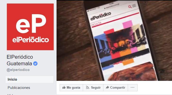 Diario elPeriódico denuncia ataque cibernético contra su página web