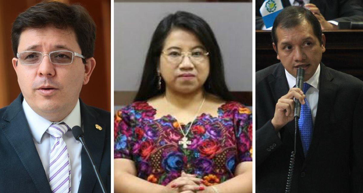 Renuncian ministros Francisco Rivas, Julio Héctor Estrada y Leticia Teleguario