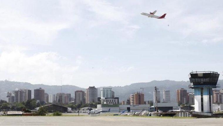 Durante la auditoría de OACI, las autoridades solicitaron a la DGAC mejorar las capacidades para investigar los accidentes aéreos que se puedan generar. (Foto Prensa Libre: Hemeroteca)