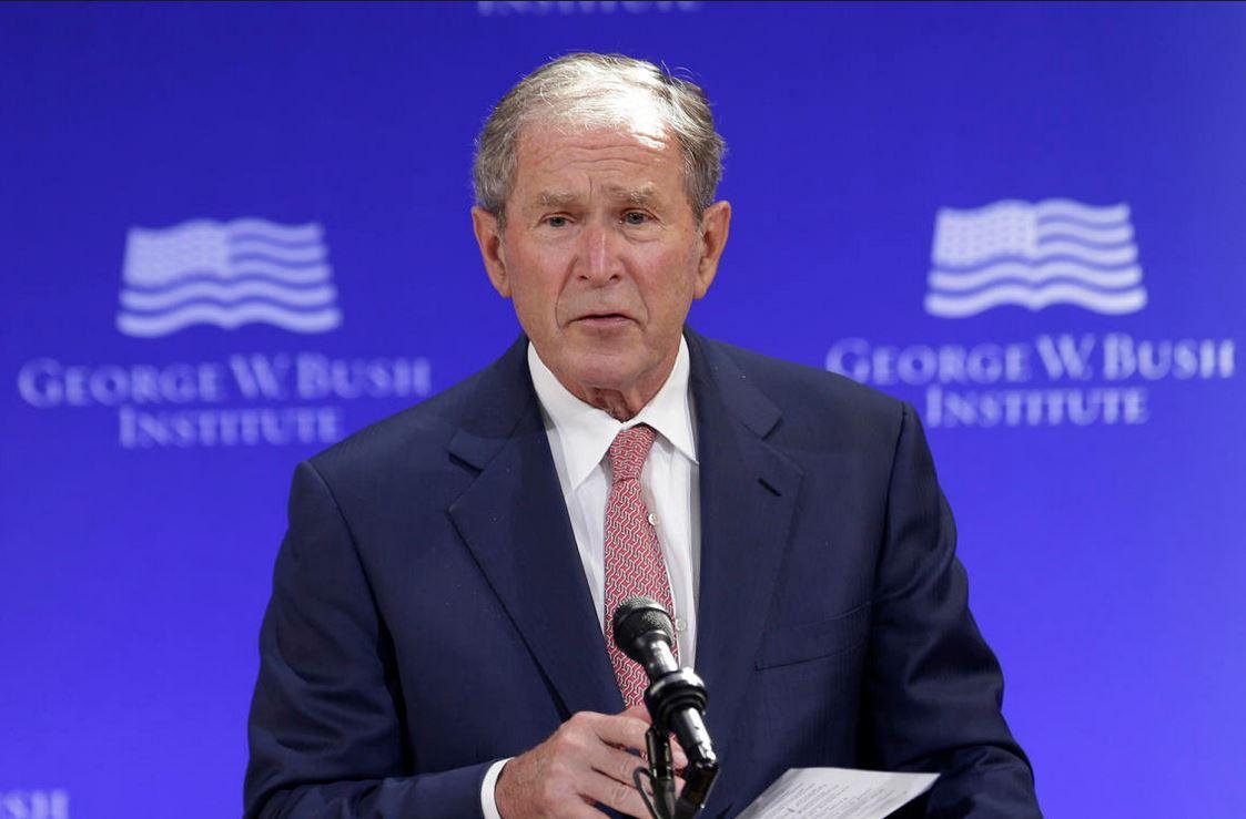 Los participantes tendrán la oportunidad de escuchar al presidente del instituto George W. Bush discutir los esfuerzos para transformar la política de asistencia exterior de los Estados Unidos en una enfocada en abrir oportunidades en lugar de promover dependencia. (Foto Prensa Libre: TexasMonthly)