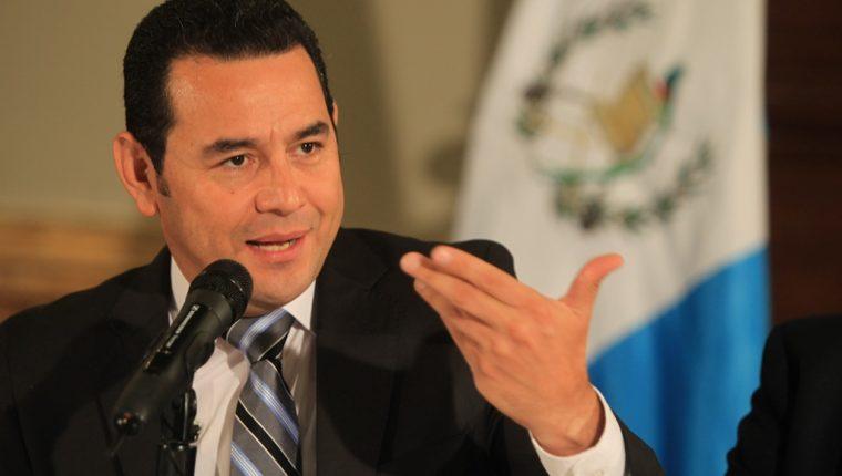 Ministros afirman seguir comprometidos trabajando contra la corrupción, pero crisis los tomó por sorpresa. (Foto Prensa Libre: Hemeroteca PL)