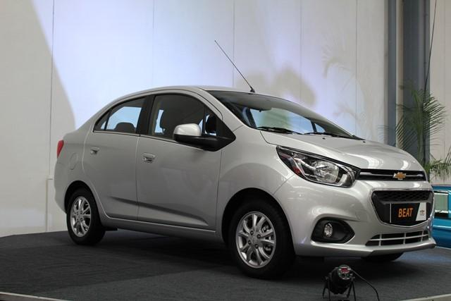 Los tres nuevos modelos de Chevrolet
